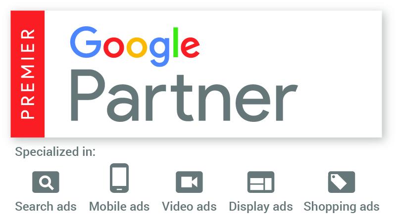 Logo Google Partner